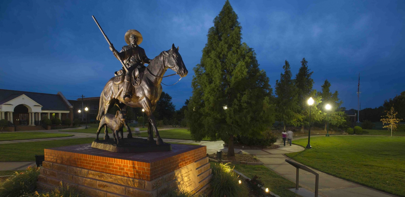 Bass Reeves Statue - Fort Smith, Arkansas
