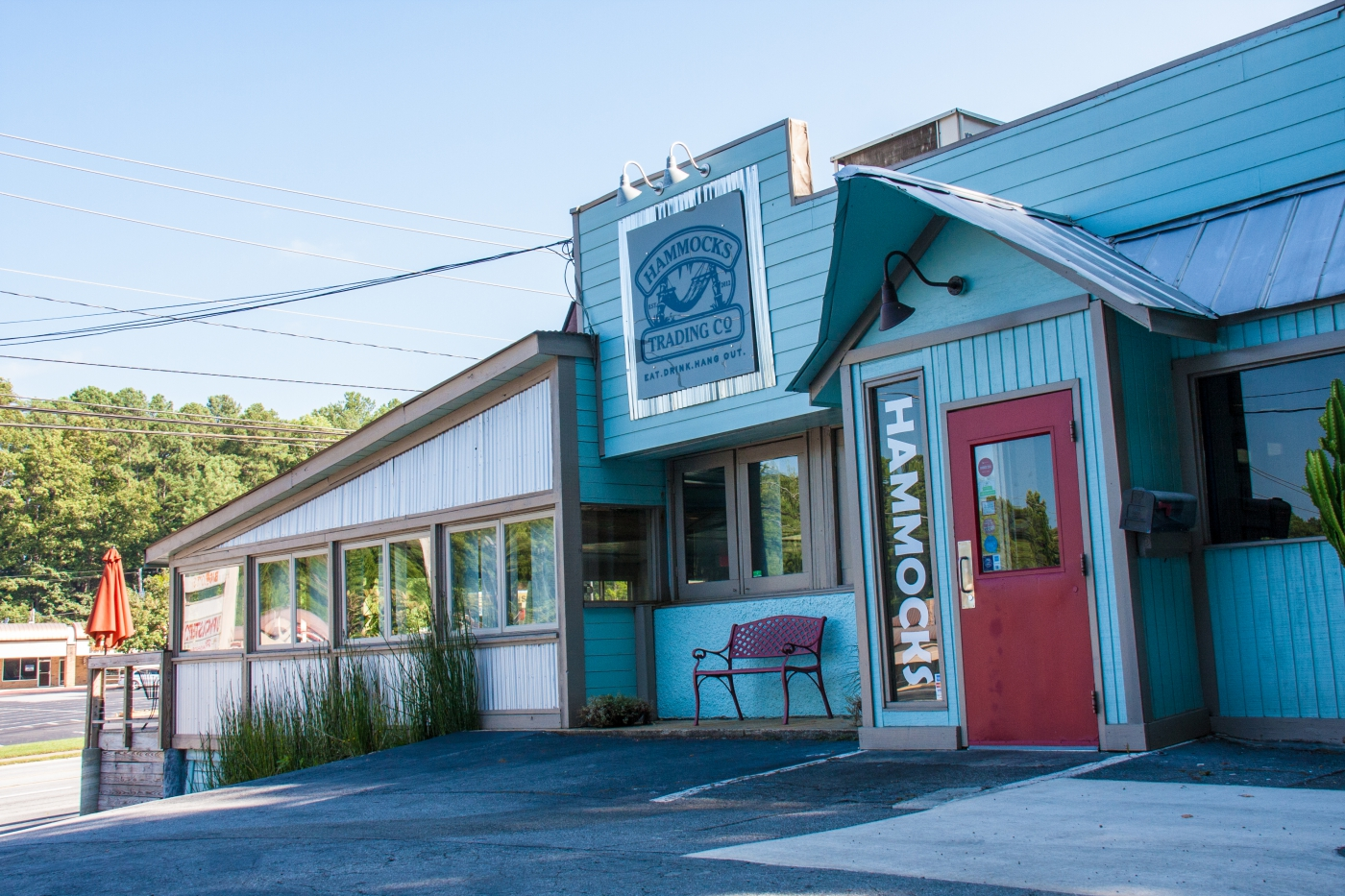 Hammock's Trading Co. Seafood Restaurant is a must visit for a great meal!