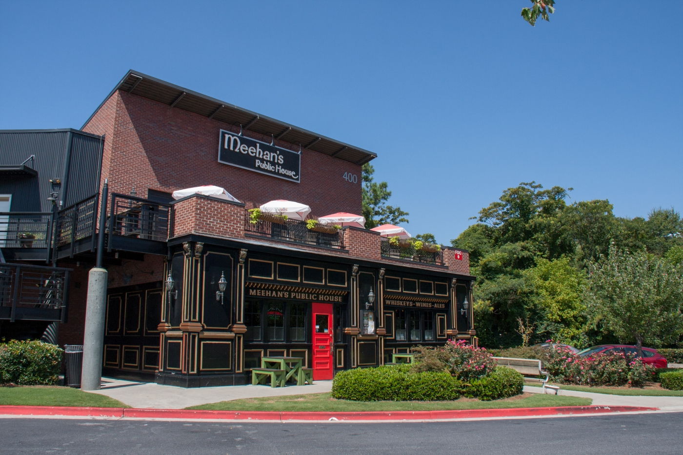 Get a great Irish-inspired meal at Meehan's Public House.