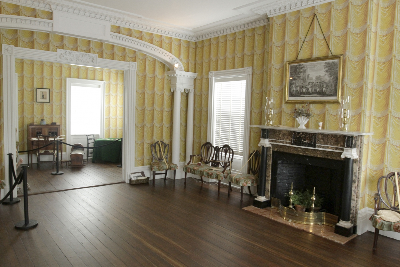 Savannah is full of historic homes open for tours.