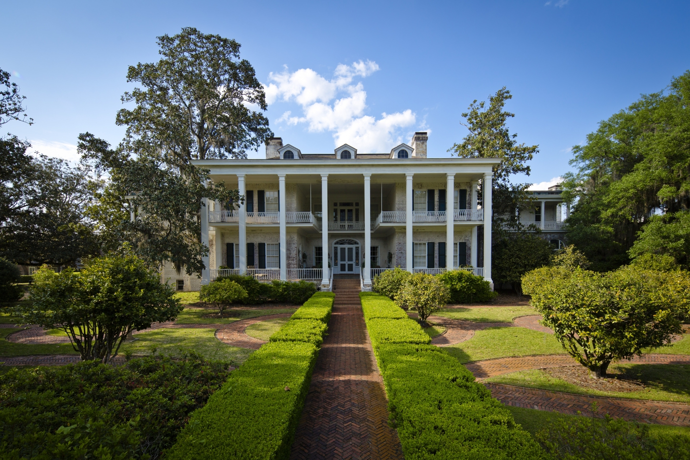 Georgia showcases Southern hospitality at its finest, giving visitors a rare combination of history and charm at the many historic home tours across the state.