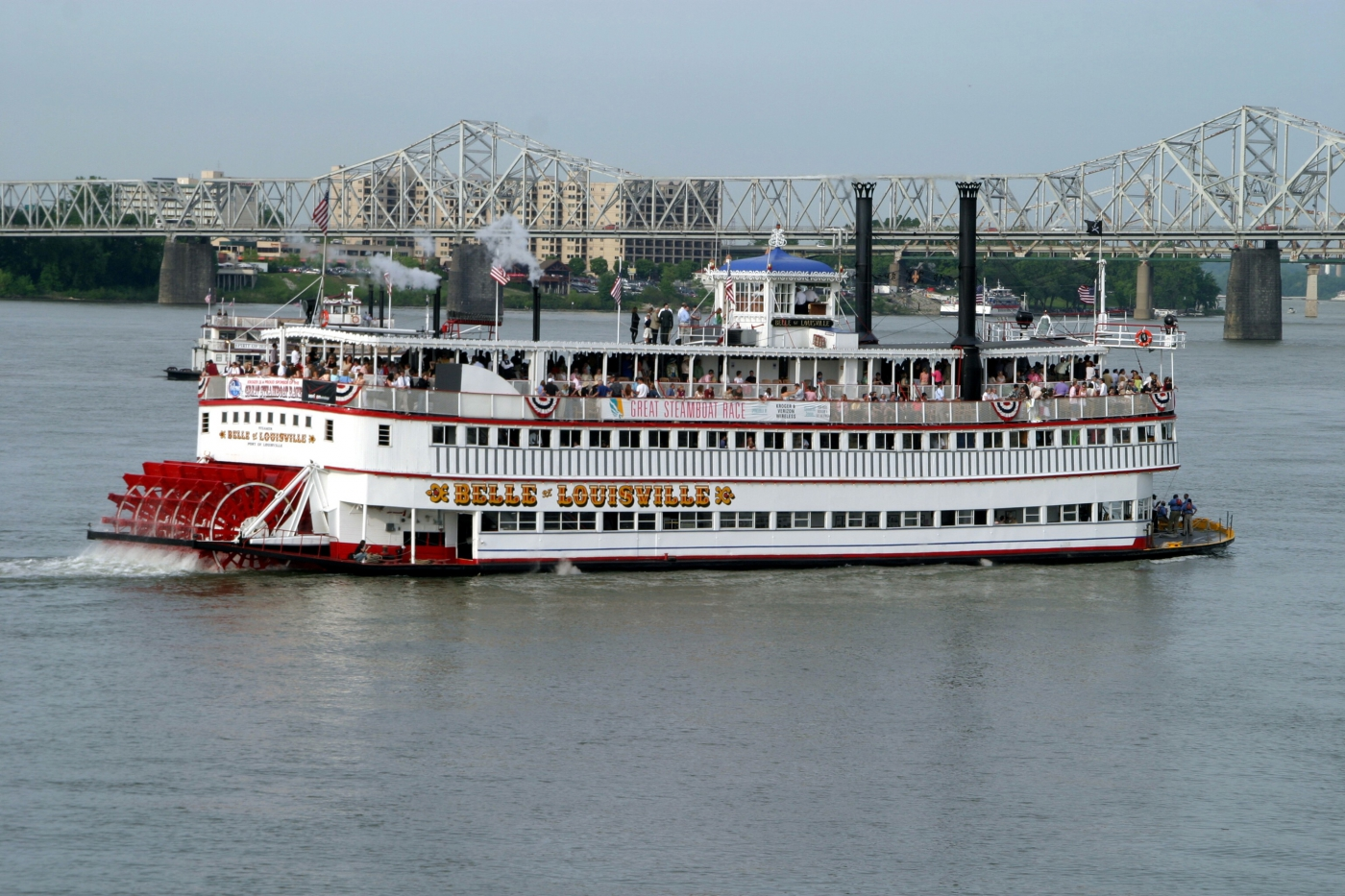 Belle of Louisville National Historic Landmark