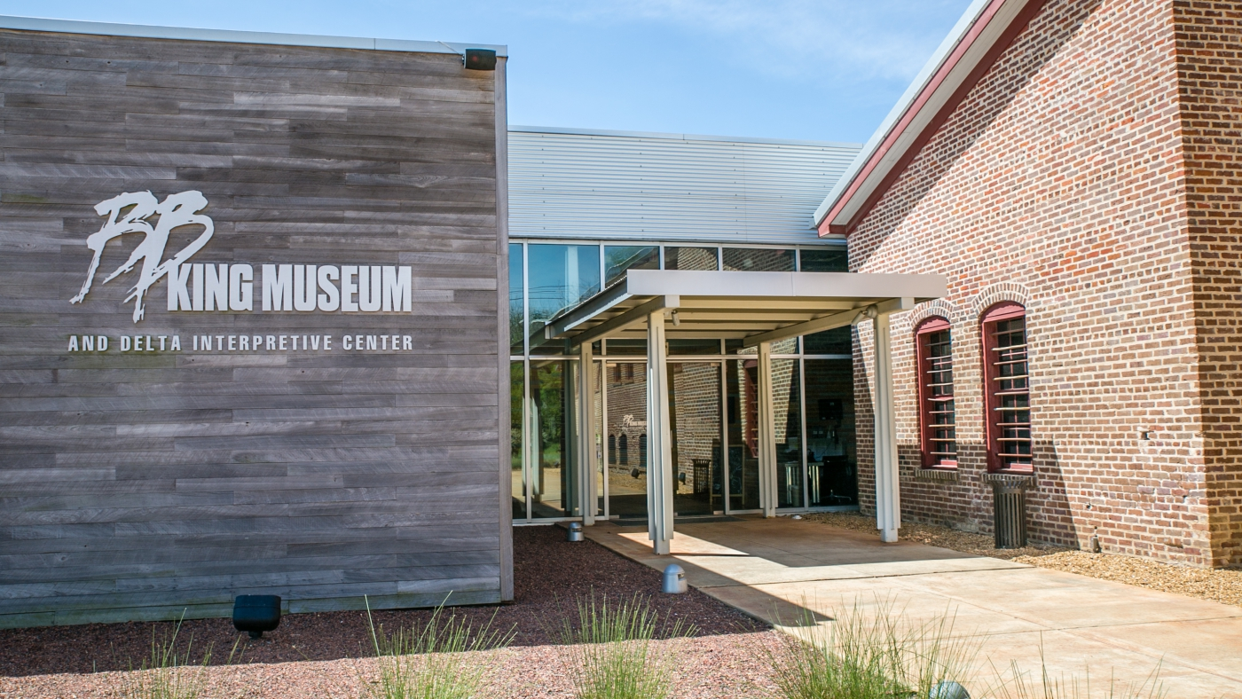 You must carve out time to visit the BB King Museum and Delta Interpretive Center!