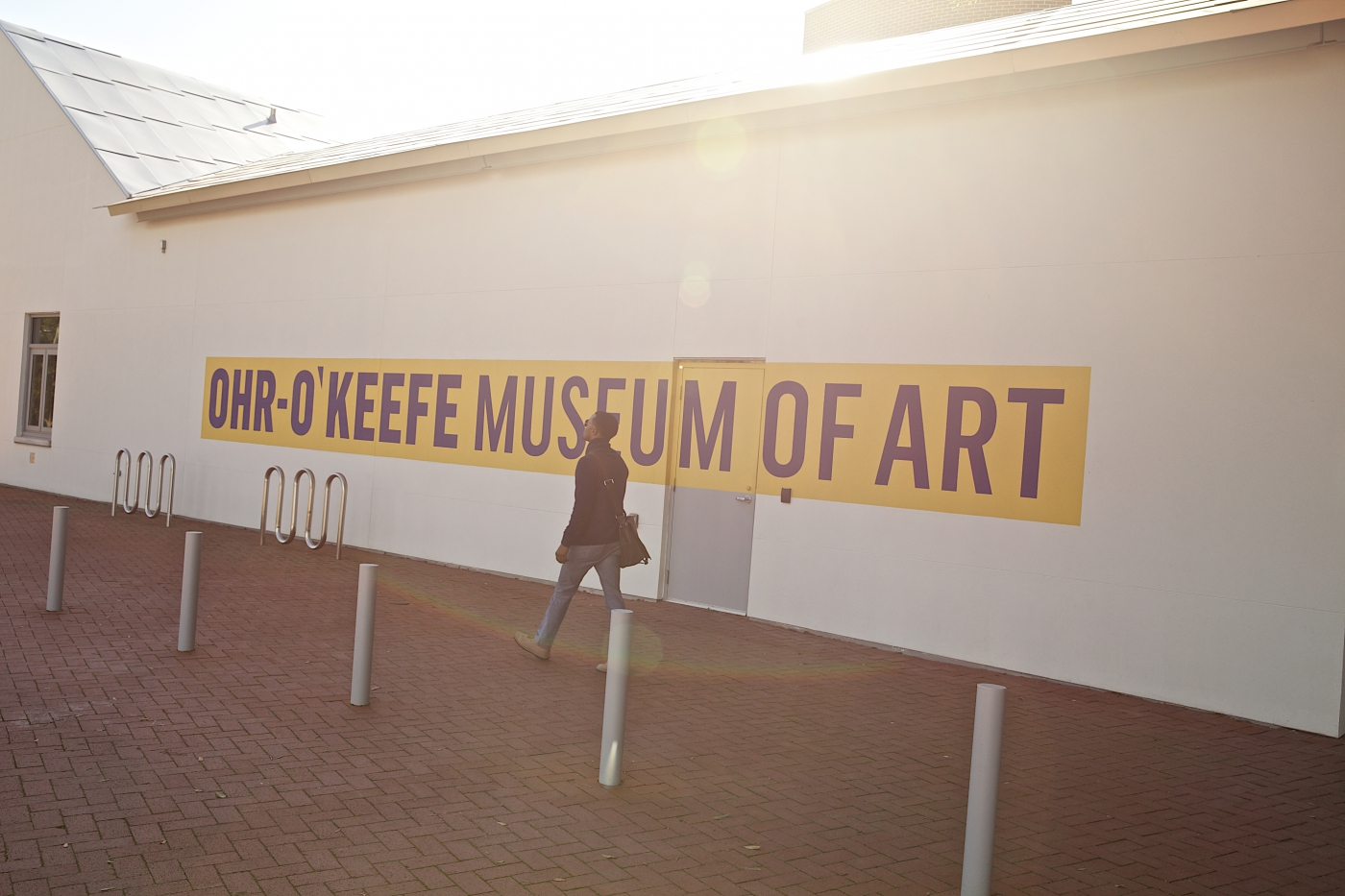 The Ohr-O'Keefe Museum of Art is a unique place to visit with amazing art, one-of-a-kind architecture, and rich history.