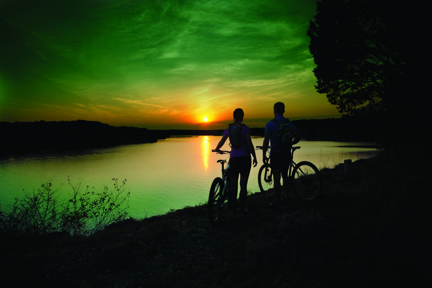 Missouri is lauded for its great outdoor trails, including those found within the vast State Parks system.