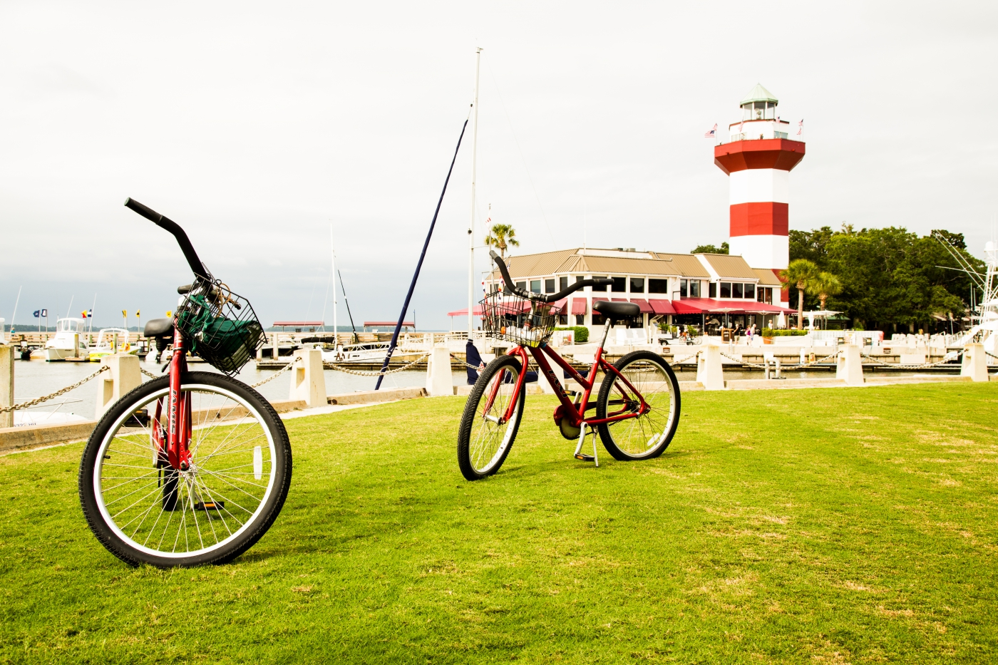 Rent a bicycle and explore the coast!