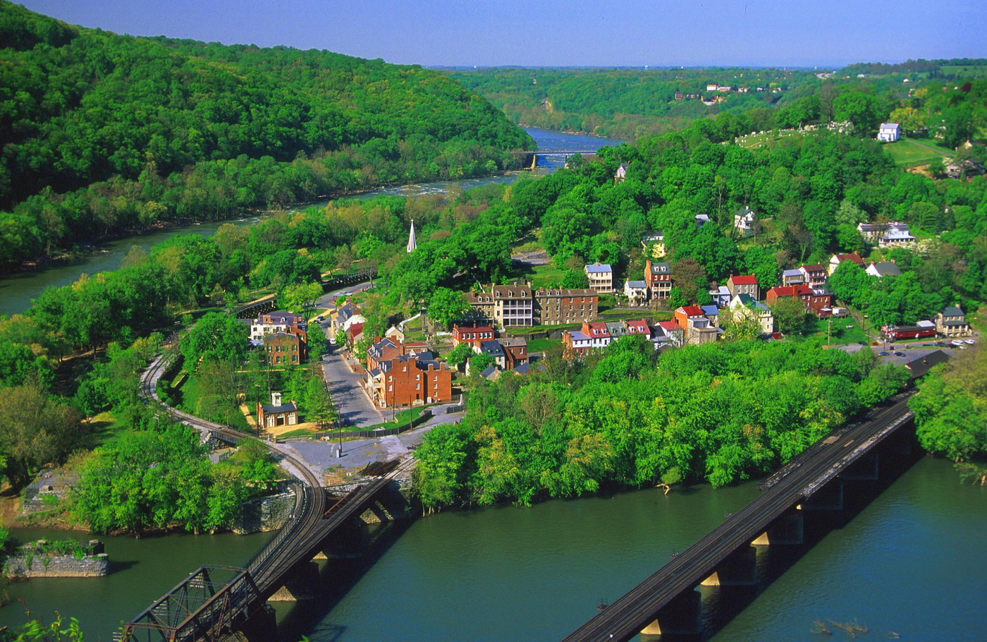 Take a trip back in time and visit historic Harpers Ferry.