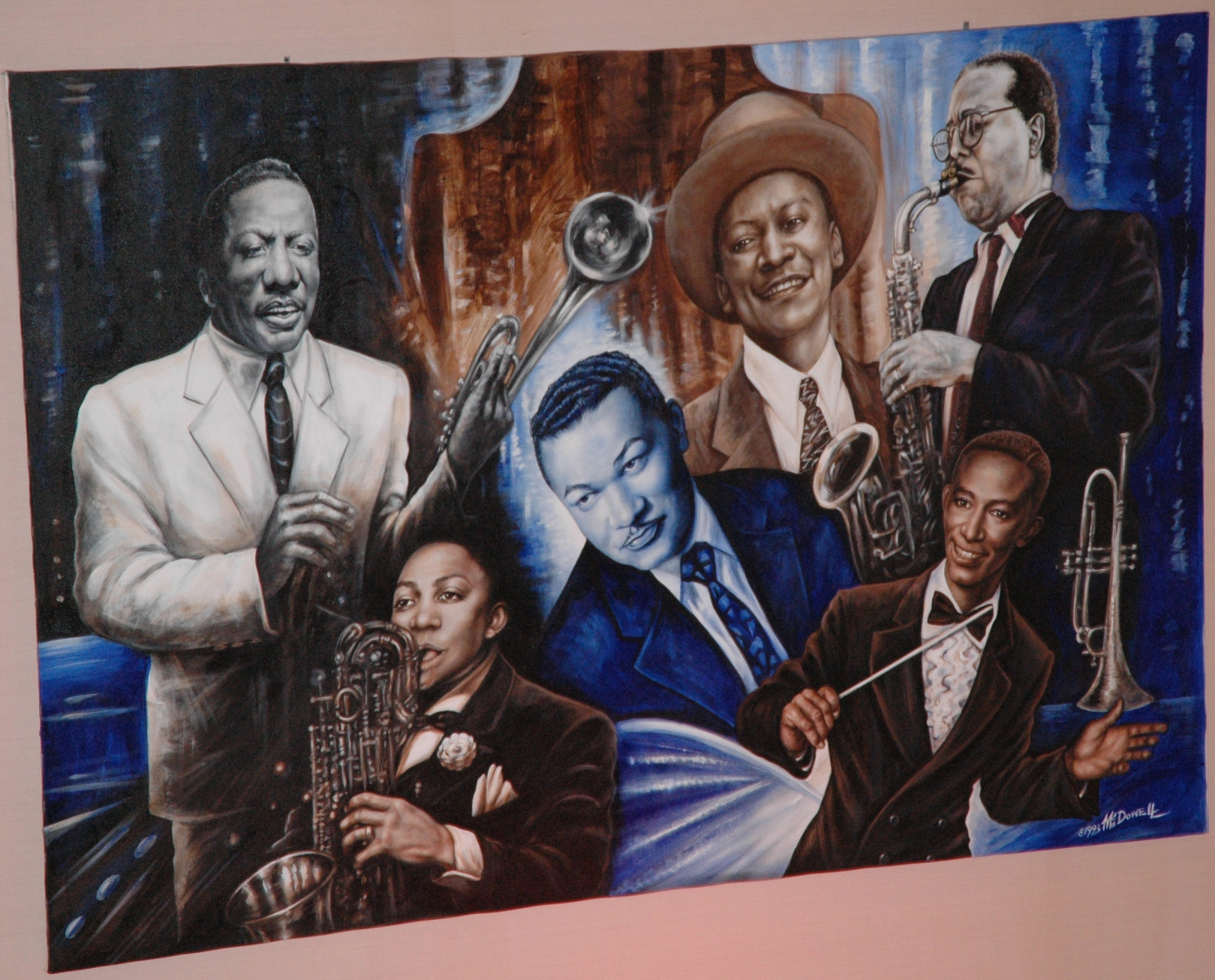 Located two blocks from the city's Civil Rights attractions, the Alabama Jazz Hall of Fame has two floors of jazz memorabilia and free Saturday morning jazz classes.