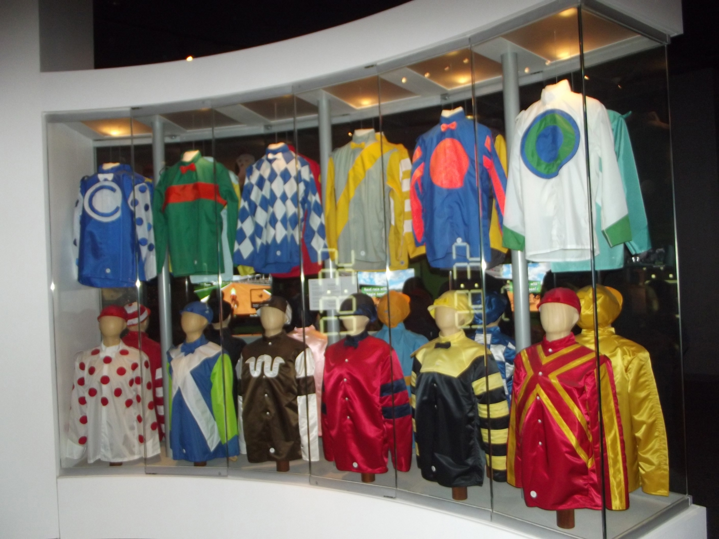 Learn about more than just horses at the Kentucky Derby Museum.