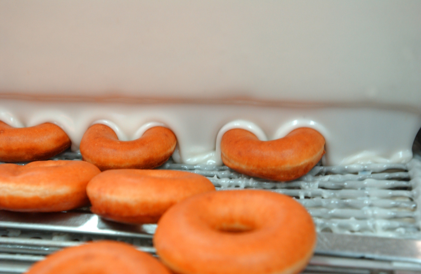 Krispy Kreme Doughnuts are just one of many famous foods born in North Carolina.