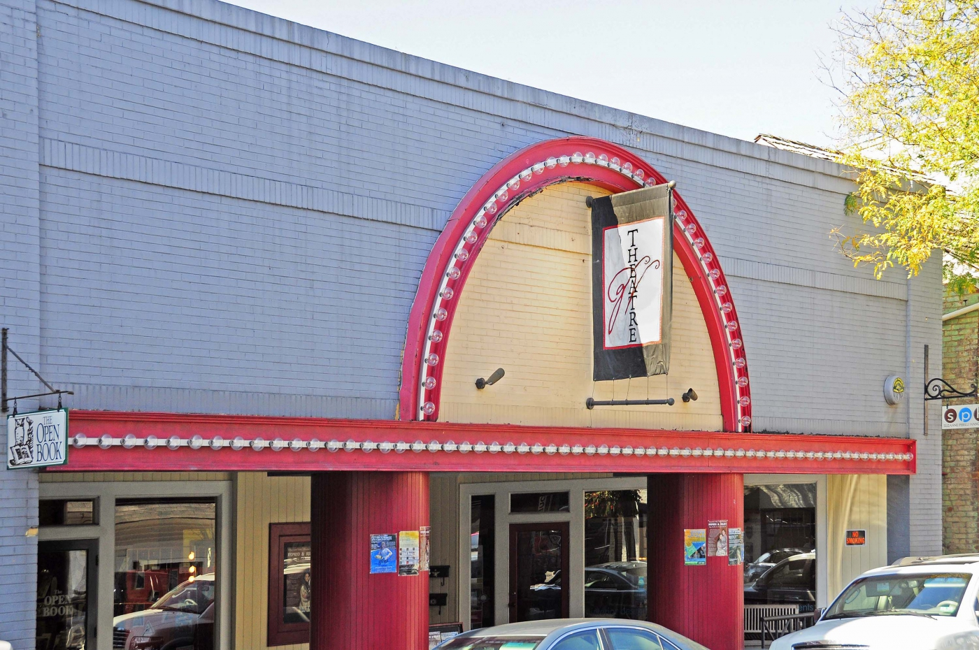 Take in a comedy, drama or musical at the Greenbrier Valley Theatre in Lewisburg