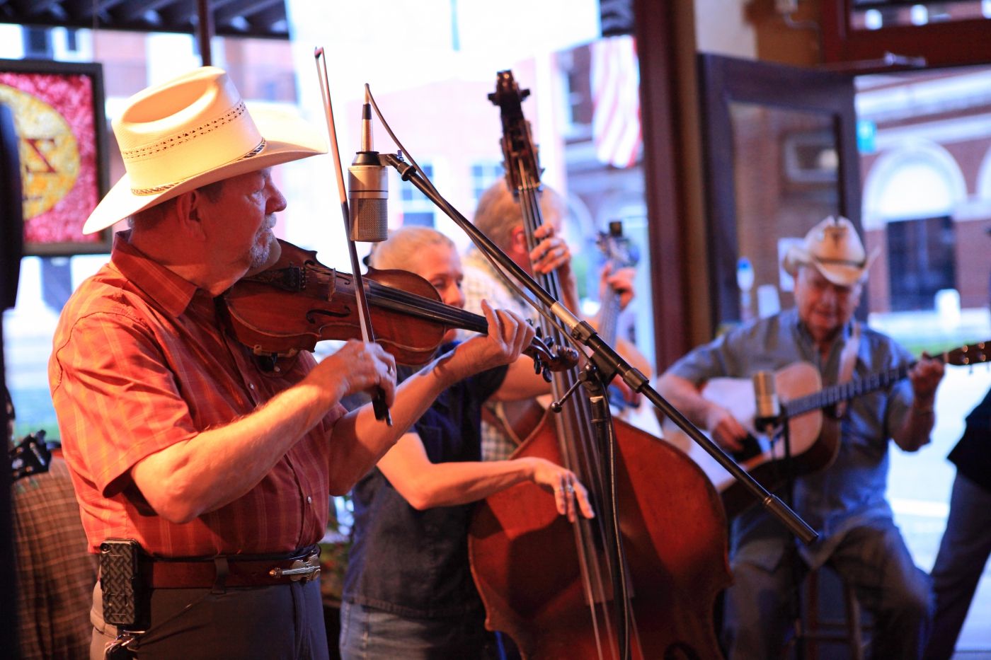 Bluegrass history is rich in Asheville and across North Carolina.