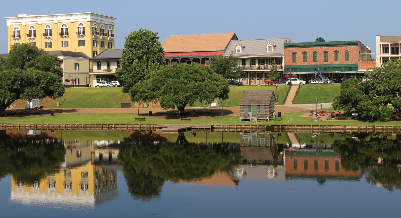 Established in 1714, Natchitoches is the oldest permanent settlement in the Louisiana Purchase.