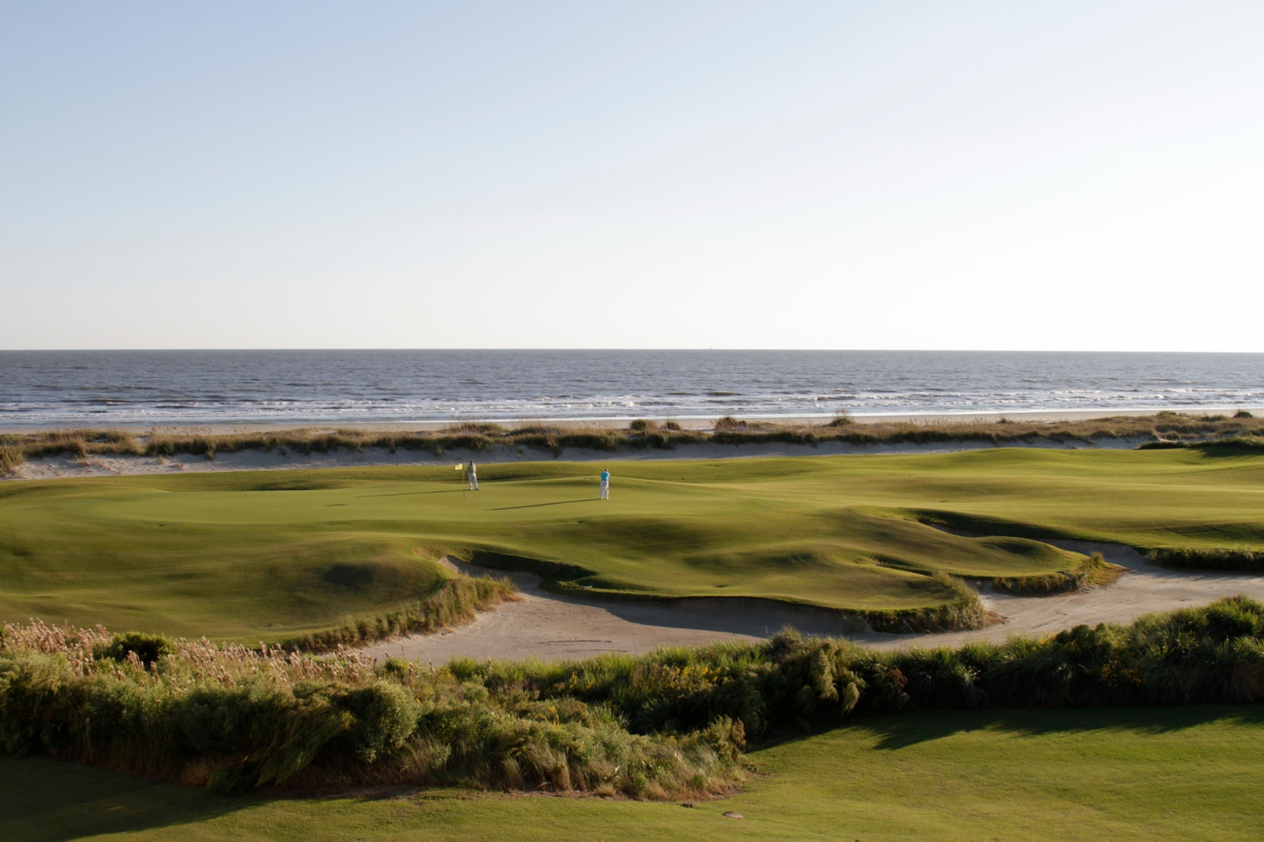 Kiawah's Ocean Course provides a beautiful escape for true golf enthusiasts and was home to the 2012 PGA Championship Tournament.