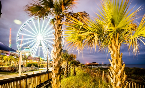 See the Sites of the Sea Shore - Myrtle Beach