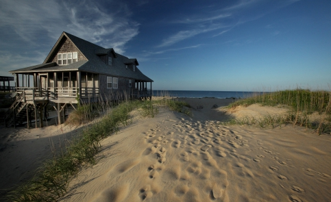 See the Sites of the Sea Shore - Nags Head