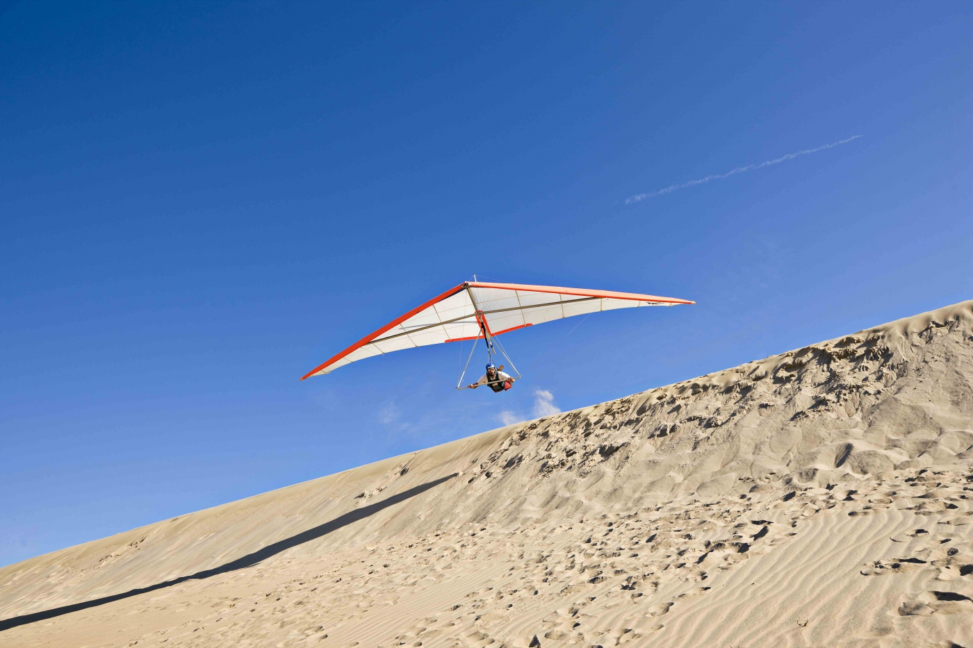 You can find adventure and beauty at Jockey's Ridge State Park.