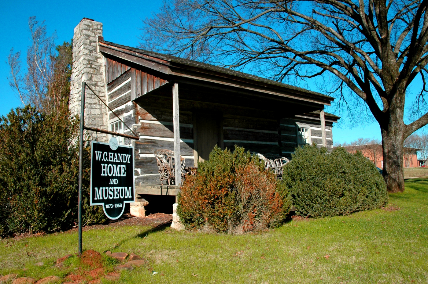 "See the museum and boyhood home that honors the man known as ""Father of the Blues"" W.C. Handy."